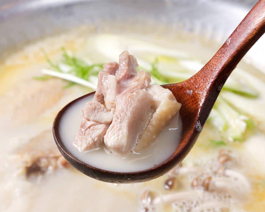 とりいちず 鷺沼店で味わえるコラーゲンたっぷり鍋